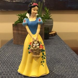 """Snow White Bank - NWOT- 8.5"""" tall"""
